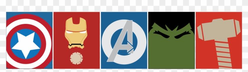 free printable avengers banner clipart
