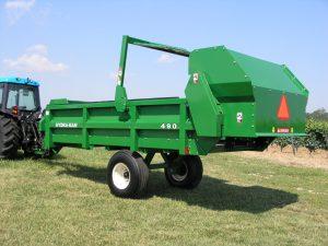 490V Manure Spreader - 2