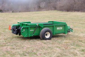 490 manure spreader