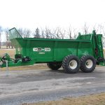 Best manure spreader