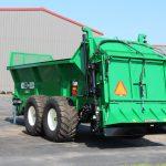 compost manure spreader