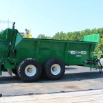 compost spreader