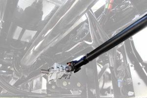 vacuum pump drivelines