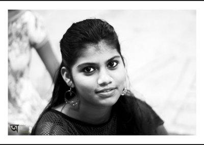 Portrait for Help-Portrait Kolkata 2013 - 1
