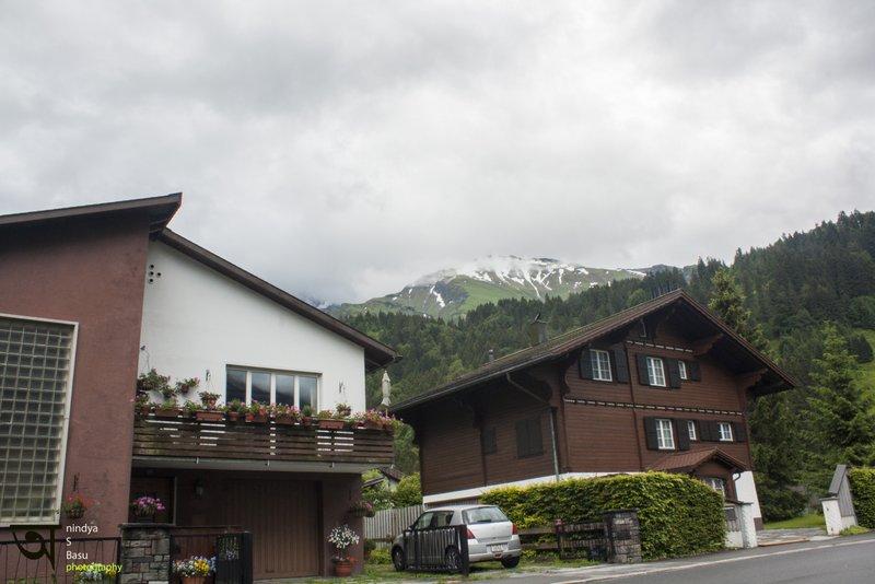 Engelberg Switzerland Town 5