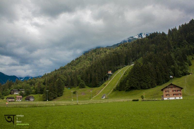 Engelberg Switzerland Town 4