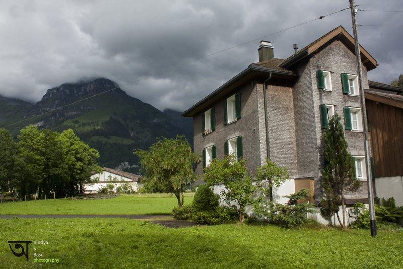 Engelberg Switzerland Town 6