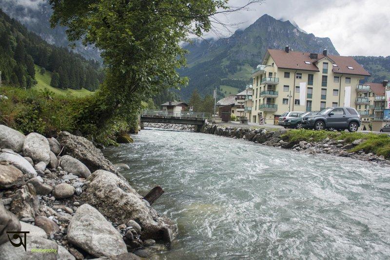 Engelberg Switzerland Town 3