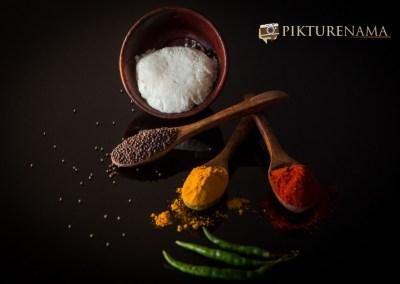 Raw Produes 2 for Doi Ilish or Hilsa in Yogurt and mustard sauce by Pikturenama