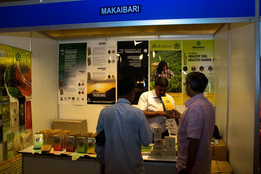 The Lalit Great Eastern Tea treasures makaibari tea stall