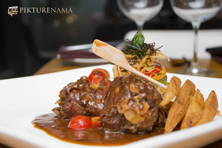 Agnello Brodellato at Afraa KOlkata