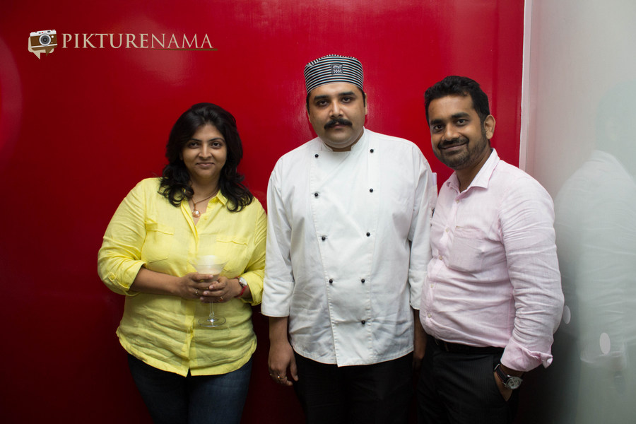 Tuscany Food festival at Afraa Kolkata chef Arnab