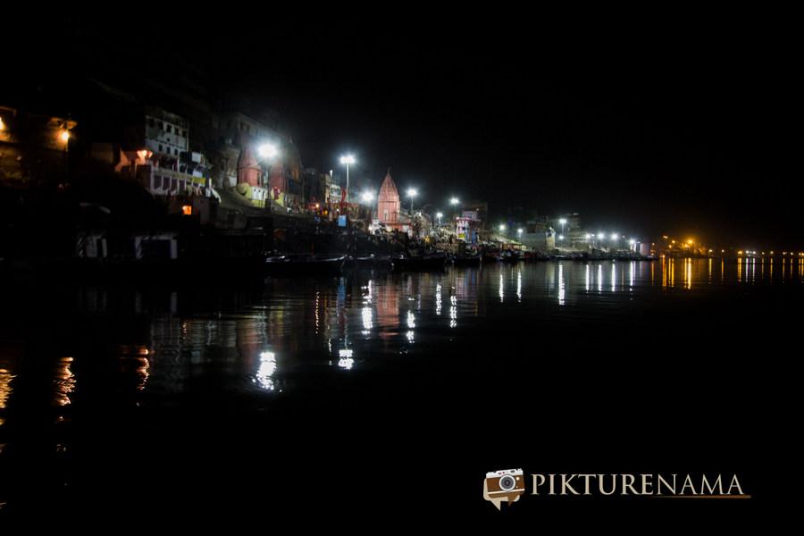 Varanasi_ghats_by_nights_pikturenama-11 logo