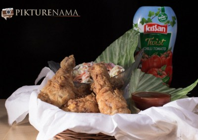 Fried chicken drumstick 7