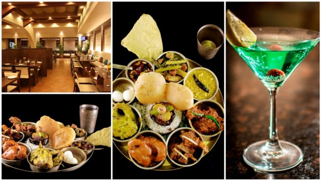 DurgaPuja 2015 places to eat out in kolkata - The Stadel