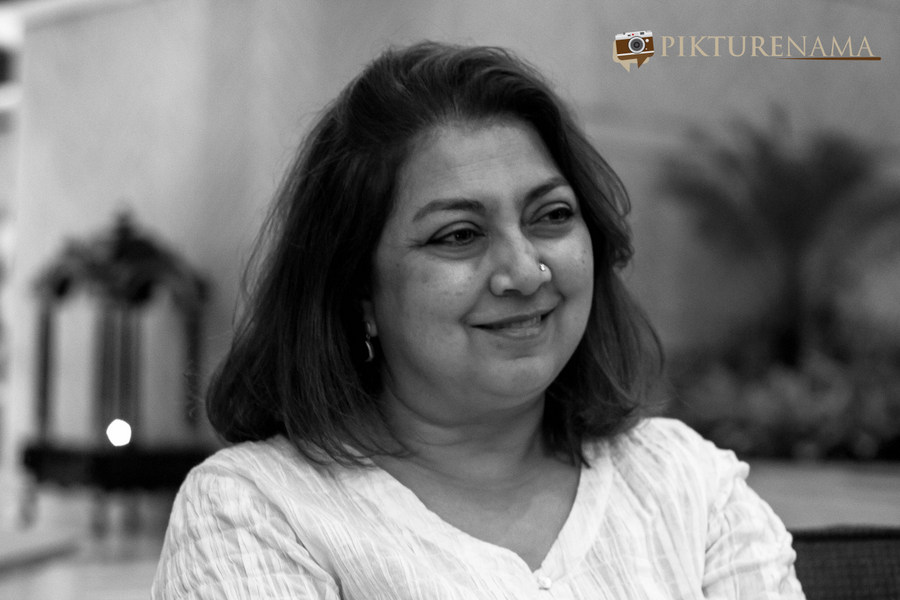 Karen Anand – I don't even know how to roll a Roti