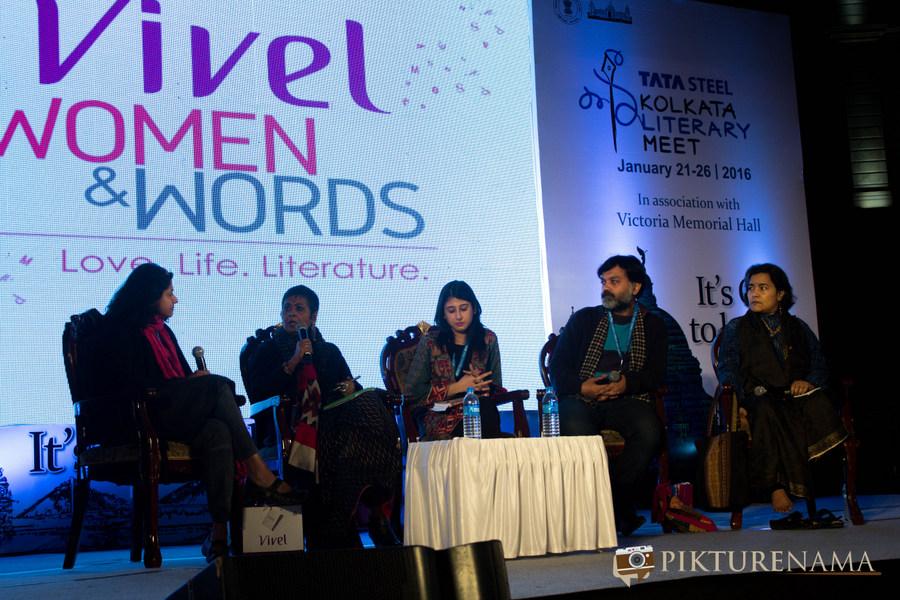 Tata Steel Kolkata Literary Meet – Her story of partition