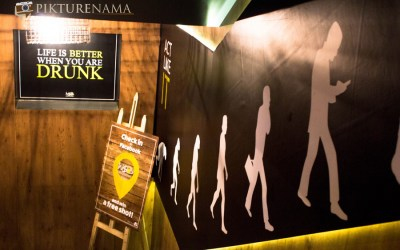 Wall Street Bar Kolkata with the new menu