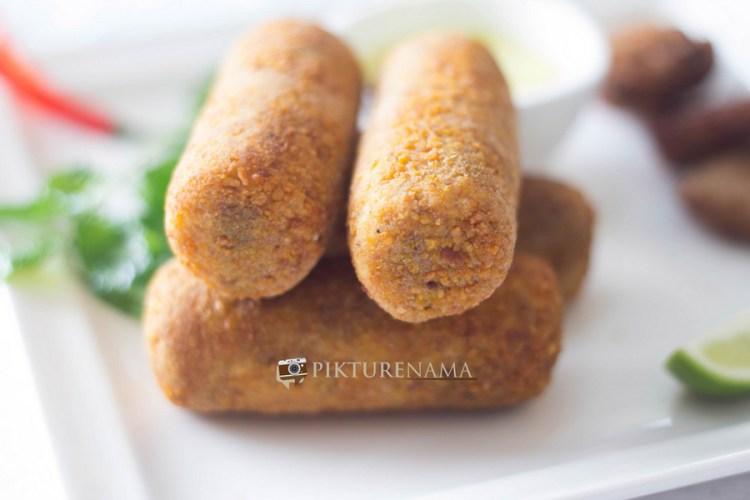 Fish rolls The Gateway Hotel Kolkata Food festival