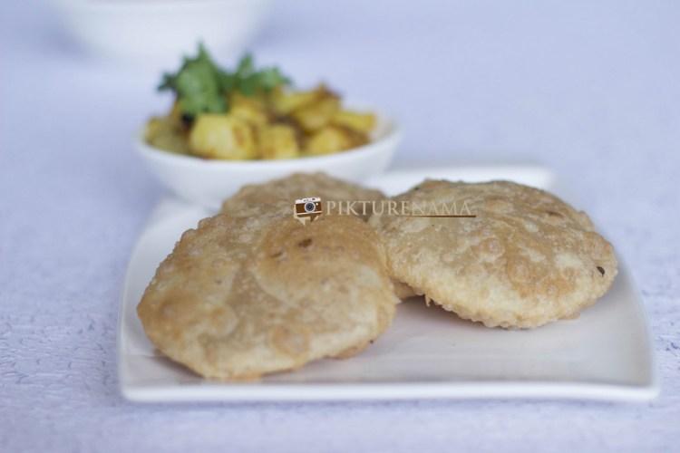 The Gateway Hotel Kolkata Food festival fosh Kochuri