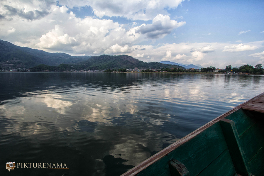 Phewa Lake Pokhara boat ride - D