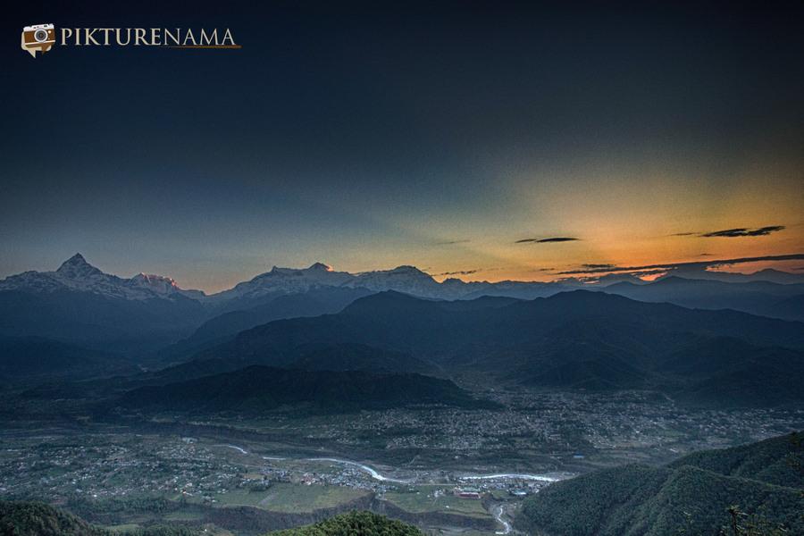 sarangkot sunrise 4