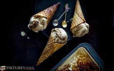 Coffee Ice cream and our ice cream saga