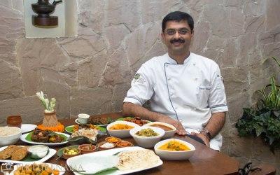 Karavalli restaurant menu and Chef Naren Thimmaiah comes to Taj Bengal Kolkata