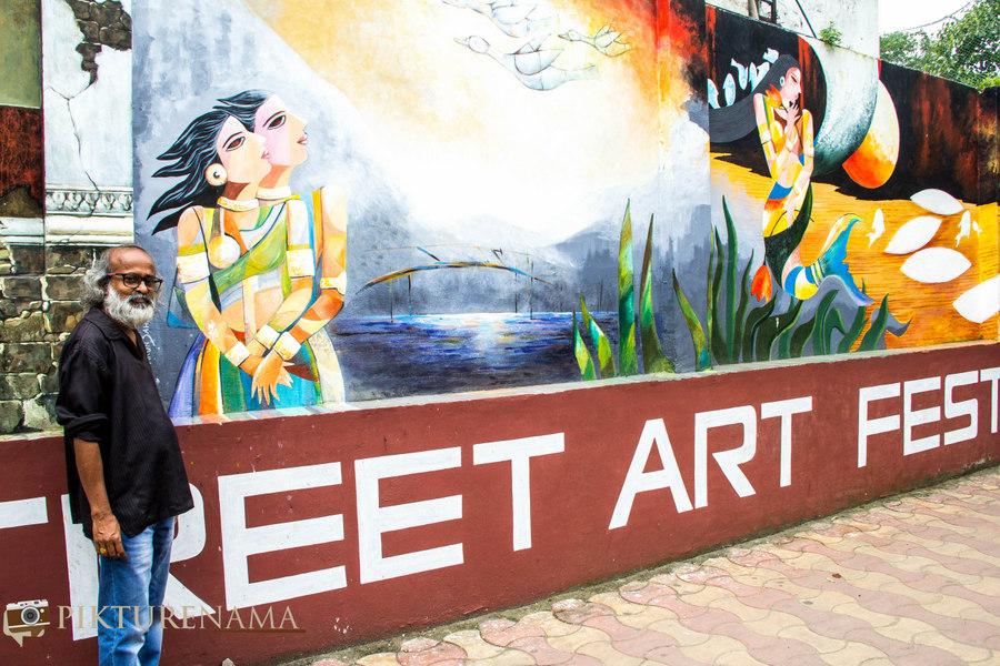 Kolkata Street Art Festival 2017 by Berger Paints a great initiative