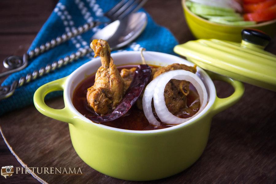 Chicken Vindaloo 3