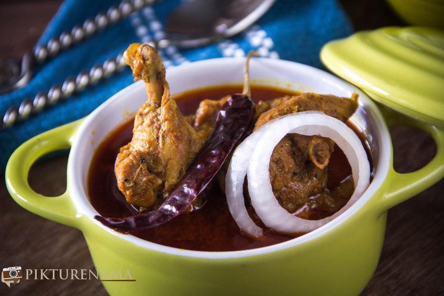 Goan Chicken Vindaloo an oxymoron?
