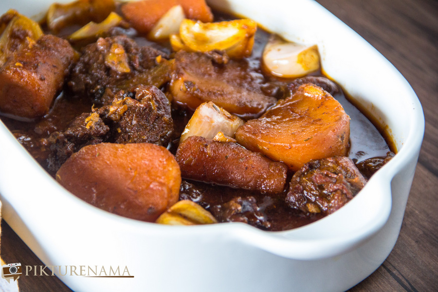 Beef Stew for all seasons