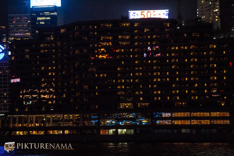 Sunset cruise Hong Kong 19
