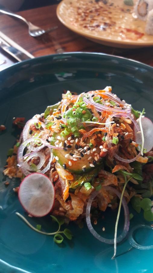 Tyeh Fatty Bao Kolkata Salad