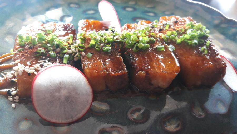 The Fatty Bao Kolkata Pork belly and jelly