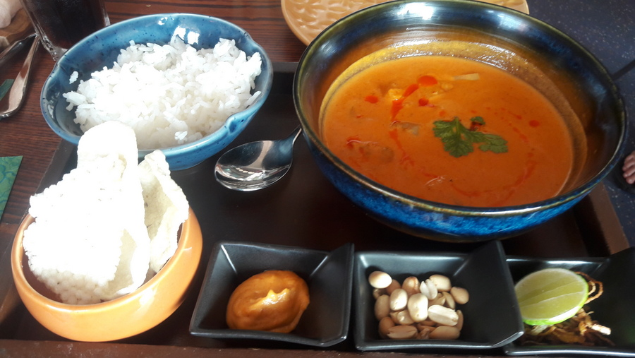 The Fatty Bao Kolkata Curry