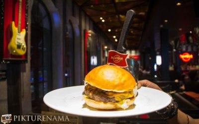 Hard Rock cafe Kolkata – Love all Serve All