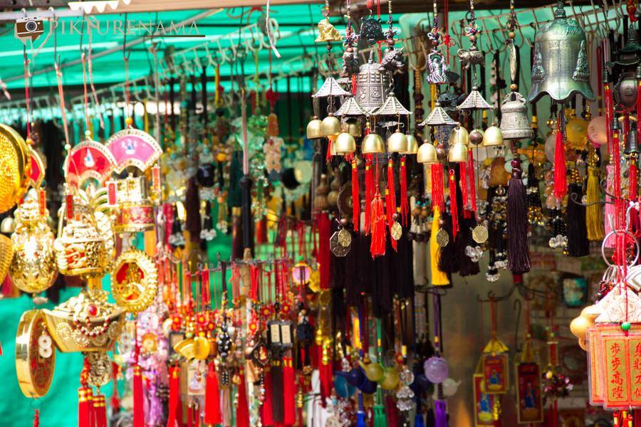 Wong Tai Sin temple HongKong and Man Mo Temple 28