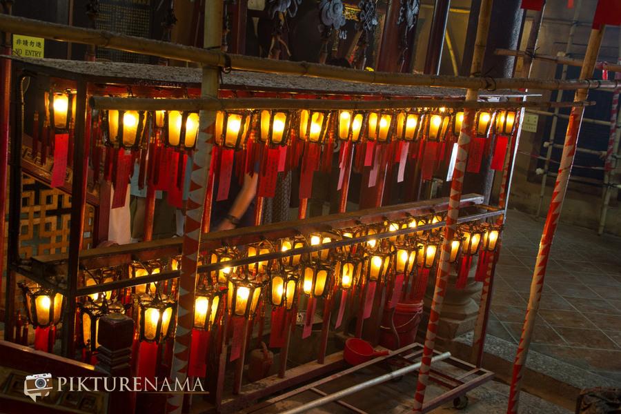 Wong Tai Sin temple HongKong and Man Mo Temple34