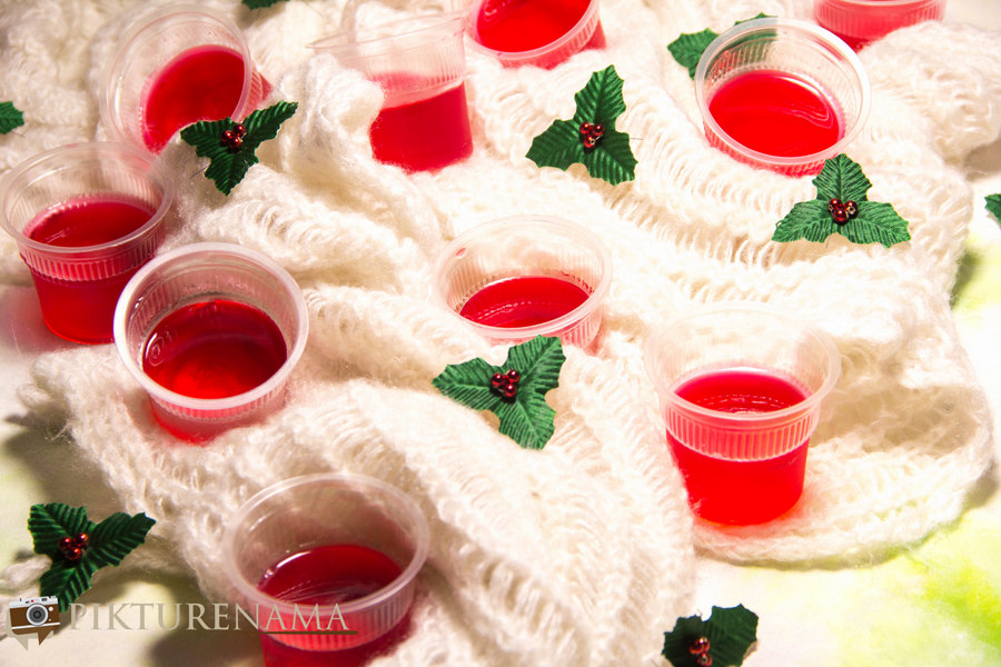 Vodka Jello Shots 1