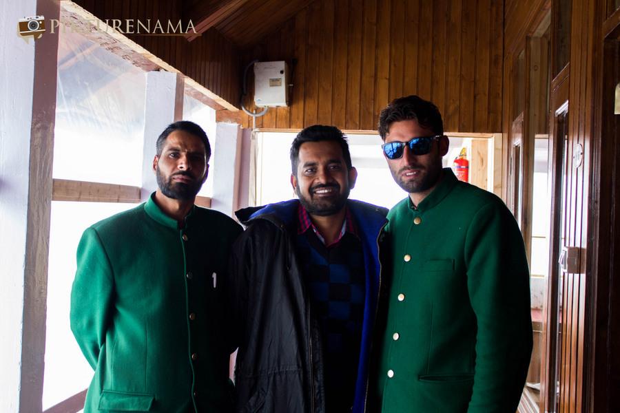 Faces of Kashmir Gulmarg 5