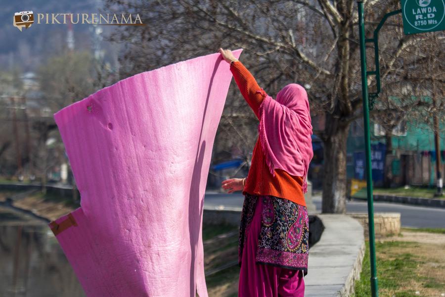 Faces of Kashmir Srinagar 40