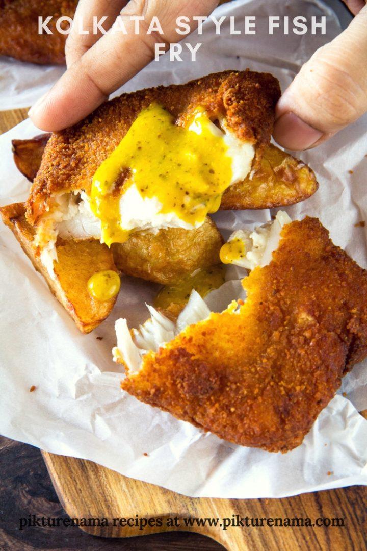 Kolkata style Fish Fry 22