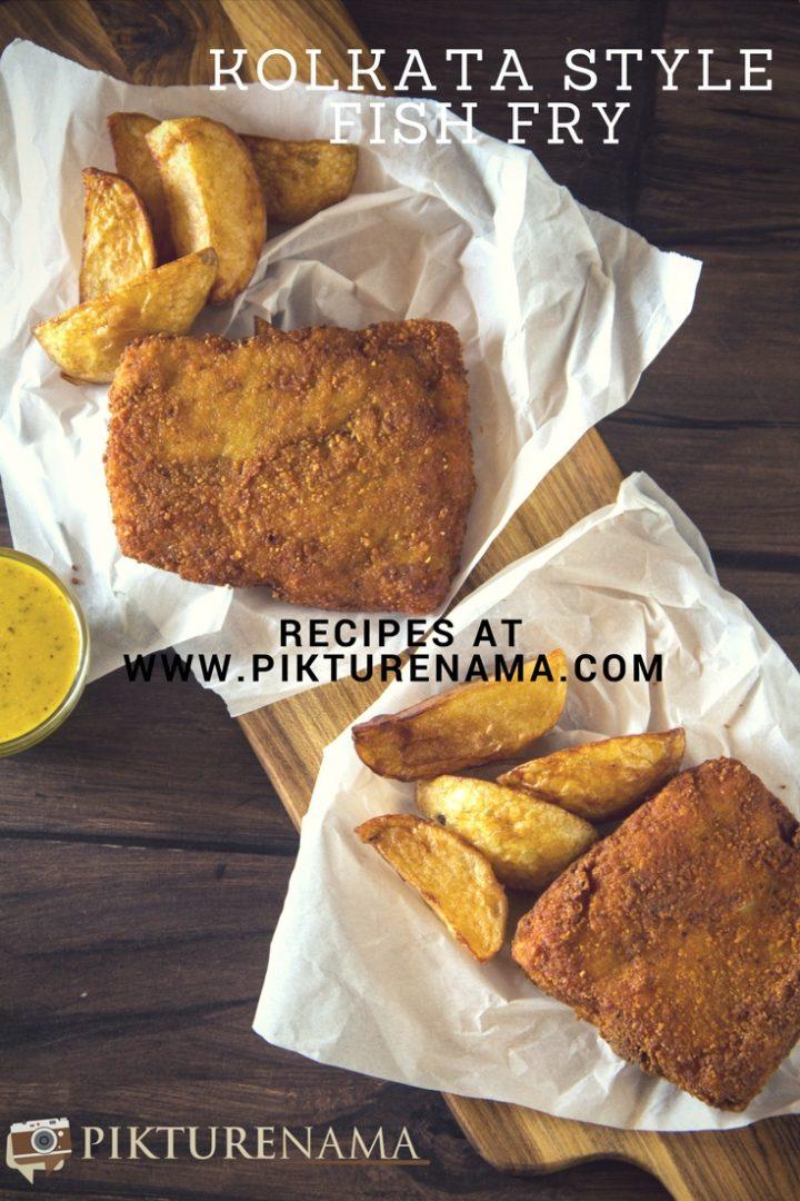 Kolkata style fish fry 23