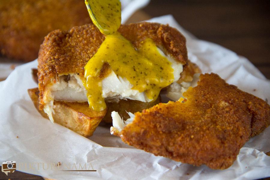 kolkata style fish fry with cheese 4