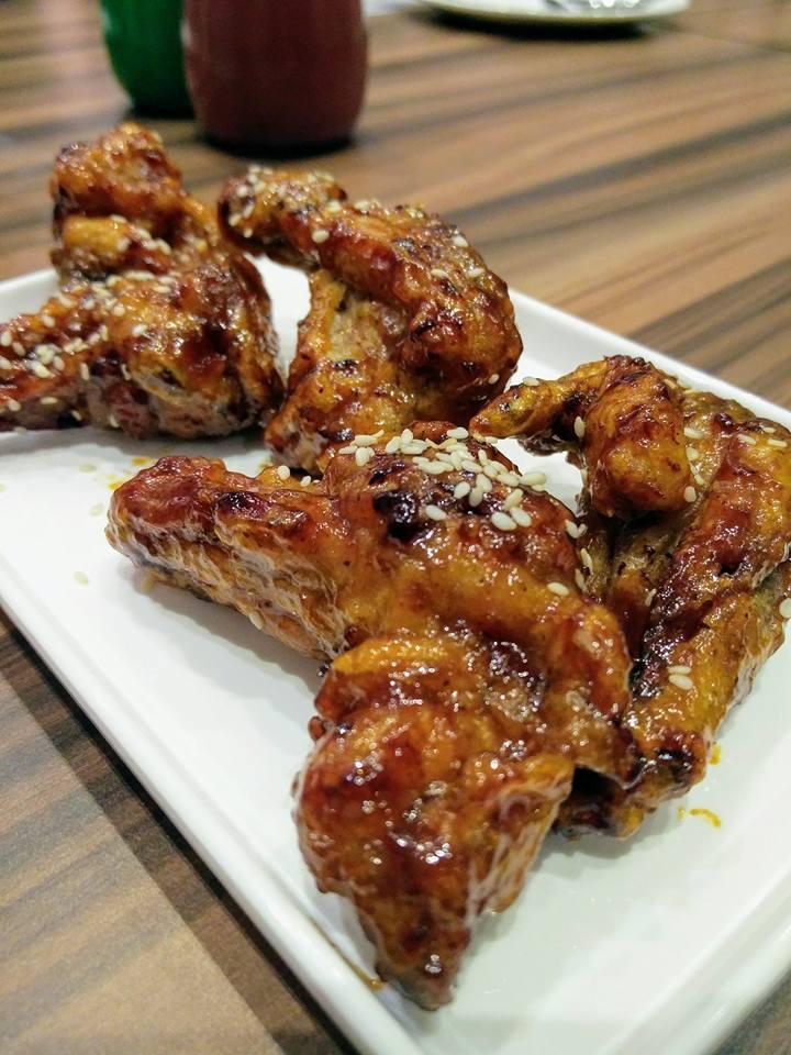 Shim Shim chicken wings