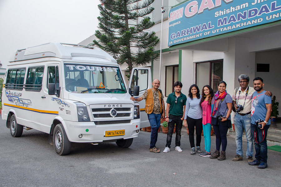 The first ever Bloggers Bus to Uttarakhand – what a journey it was