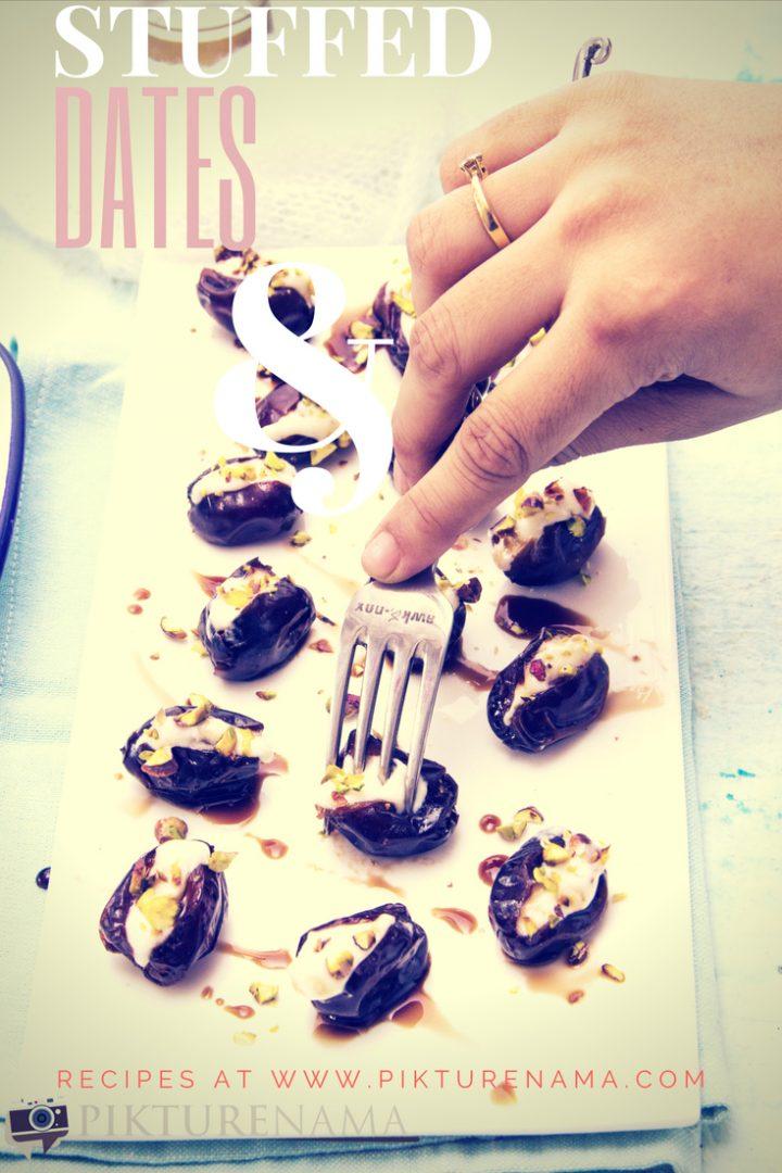 Stuffed dates pinterest - 3