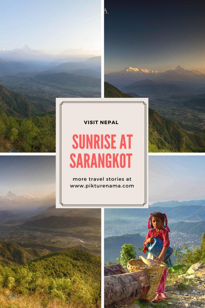 Sarangkot Sunrise - 2