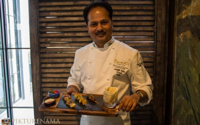 Chef Abhijit Saha is here to spoil you with choices at Afraa lounge and restaurant